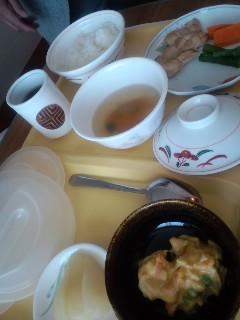 【入院】昼食