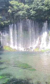【旅】音止の滝と白糸の滝