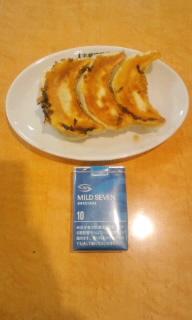 【グルメ】20091111餃子だ