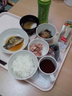 【日記】4日目夕食