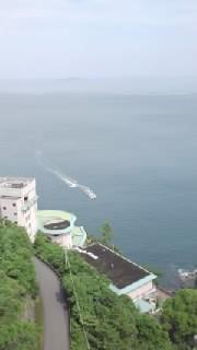 【ゲリラ】熱海城からの