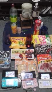 【日記】20121007プチモンハン会